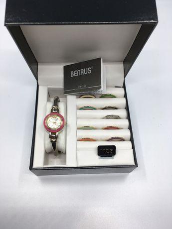 BENRUS - dziesięć zegarków w jednym