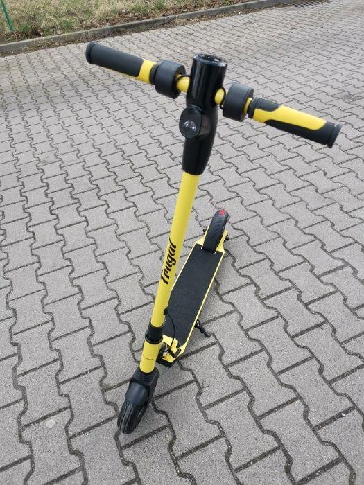 Comfy + Frugal e-hulajnoga , elektryczna hulajnoga Żółta Yellow #212