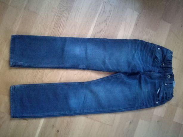 Jeansy chłopięce H&M r.146