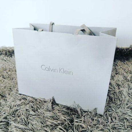 Calvin Klein torebka papierowa