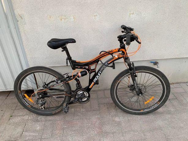 Rower mountrek (koła 14 cala)