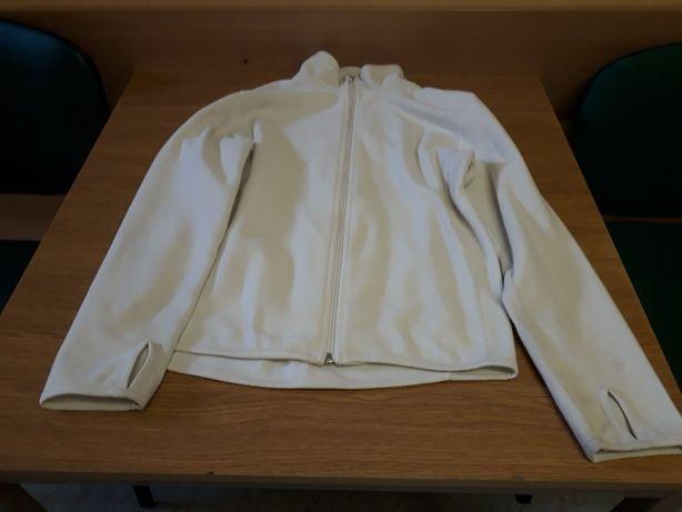 Bluza z cieńkiego polarku rozm. 164(S).