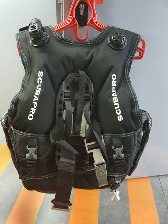 Scubapro BCD Colete T-Black