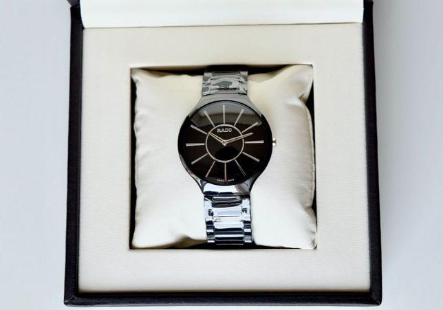 Rado True Thinline тонкие керамические унисекс часы ААА класса Япония