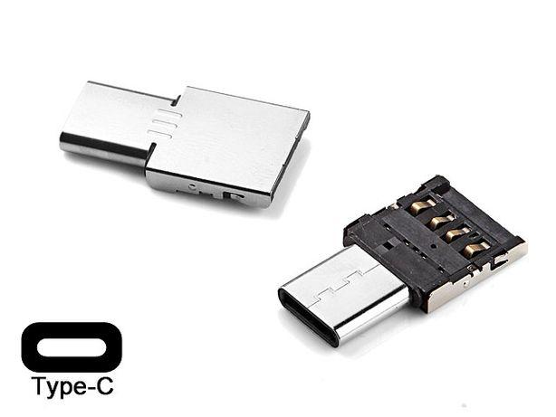 Adaper OTG nano USB 3.1 Typ C - USB Przejściówka na Myszka Pendrive