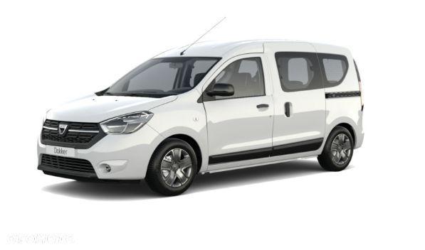 Dacia Dokker Van CONFORT CLIM 1.6 SCe 100 / Ostatni z silnikiem...