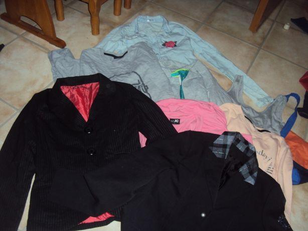 Paka ubrań 164 bluza sukienka marynarka Reservd i inne
