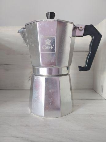 Kawiarka kafetiera zaparzacz do kawy MK Cafe makinetka aluminiowa