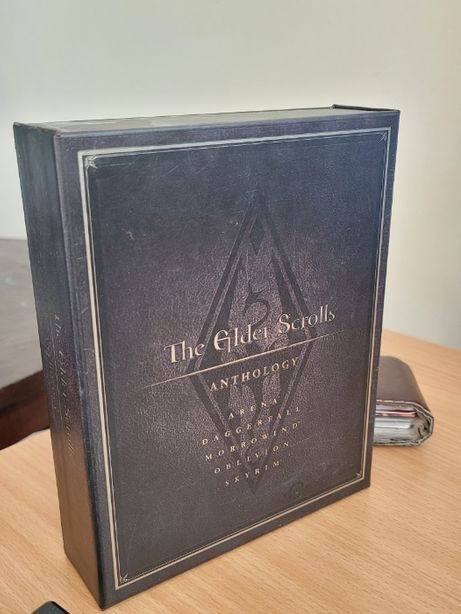 The Elder Scrolls Anthology PL PC