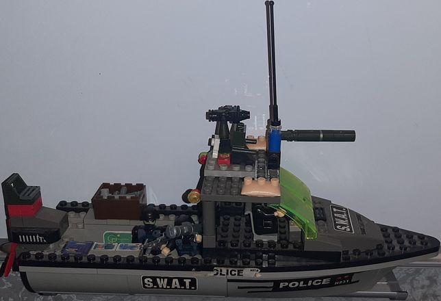 Lego корабль. Конструктор