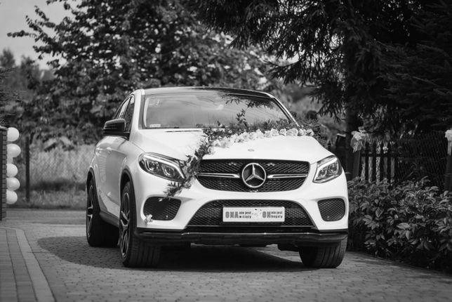 Samochód do ślubu Mercedes GLE Coupe