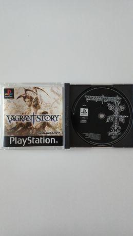 Vagrant Story Playstation 1