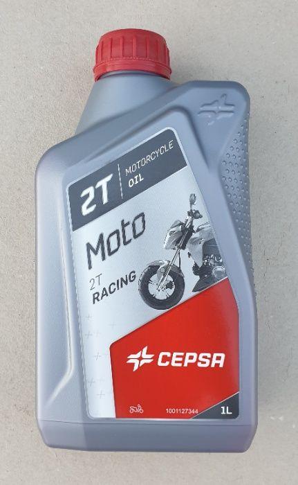 Óleo Moto 2T Racing Cepsa