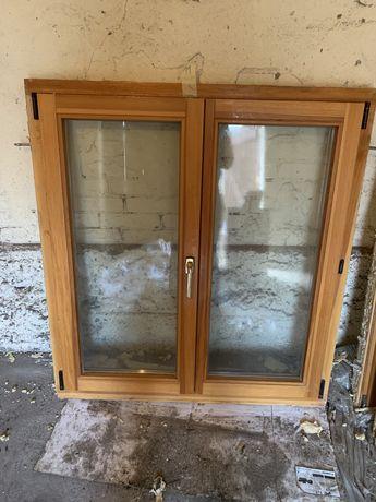 Sprzedam okno drewniane 148x131 OKAZJA!