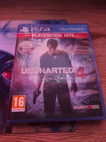 Uncharted 4 ps4.