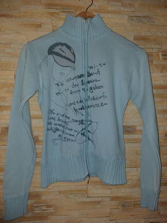Рубашка туничка блузка на 12-14лет р XS