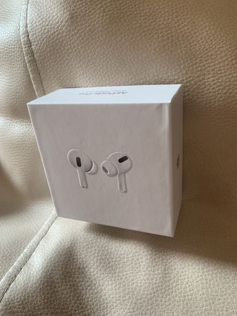 Apple Airpods Pro Novos