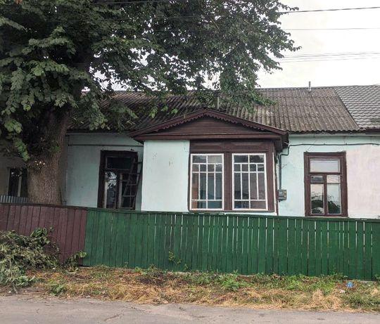 Продається частина будинку в центрі міста з землею, вул. Сагайдачного