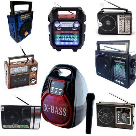 Радиоприемник радио колонка Golon RX 606 1435 201 9922 99 688 820
