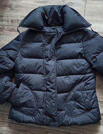 Куртка пуховик sisley 36