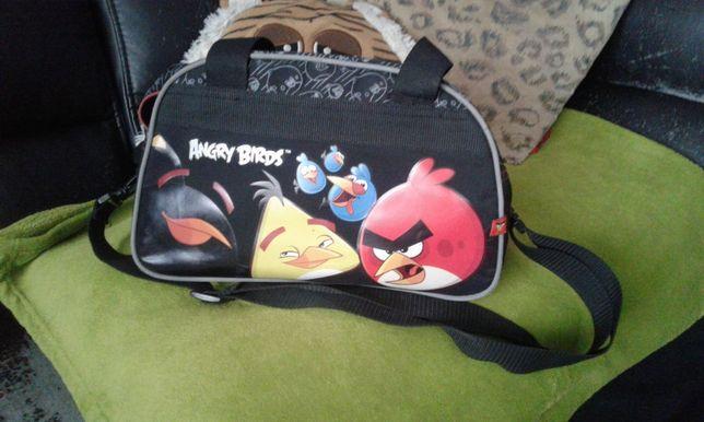 DZiecięca torba na ramię Angry Birds