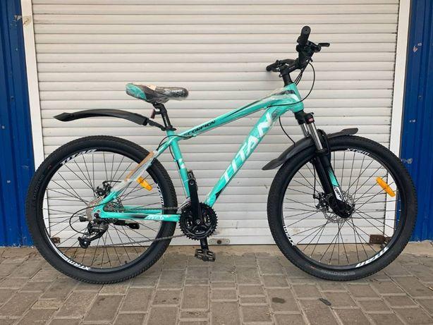 Велосипед Titan Scorpion 26' , Алюминиевая рама