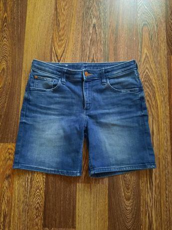 Стрейчевые джинсовые шорты,штаны на мальчика