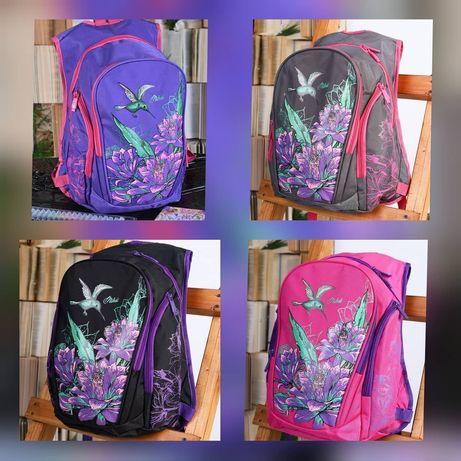 Ортопедичний рюкзак шкільний для дівчинки школьный рюкзак для девочки