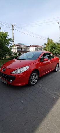 Peugeot 307 CC Lift, 1,6 benzyna +gaz