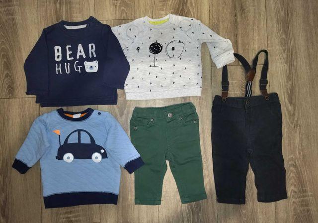 Zara,H&M, Next, LITTLE ONES, George одежда на 3-6 месяцев 62-68 см