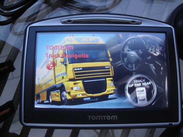 GPS TomTom Profissional GO Truck PRO+BUS- Pesados/Ligeiros/Autocarros