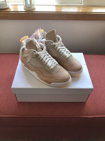 Nike Air Jordan 4 'Shimmer'