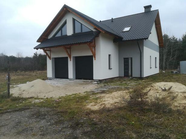 Nowy dom W zabudowie Bliźniaczej
