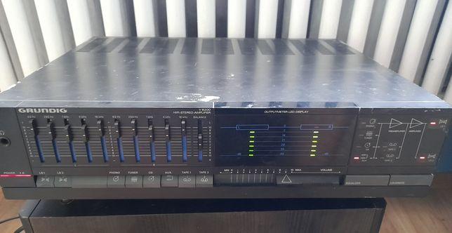 Amplituner Grouding v8200