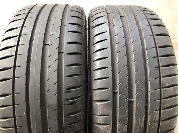 Michelin Pilot Sport 4 225/40 18 2szt BDB