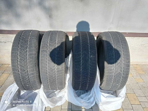 Зимова гума Pirelli Scorpion 235/55 R19