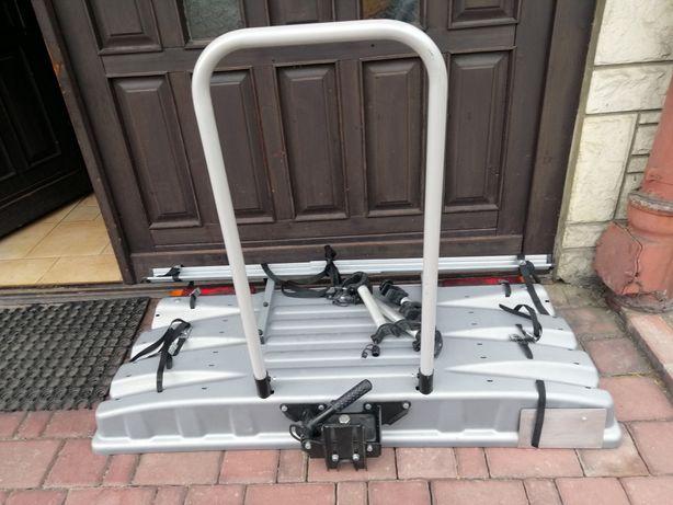 Bagażnik na 4 rowery ATERA z certyfikatem TUV