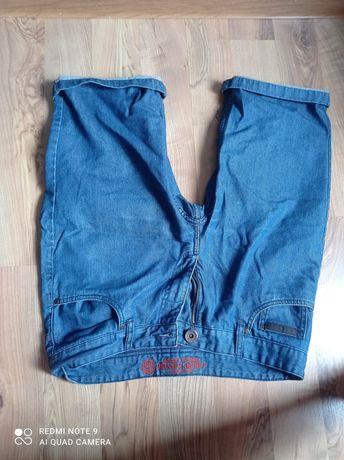 Spodnie krótkie Cropp jeans rozm 33