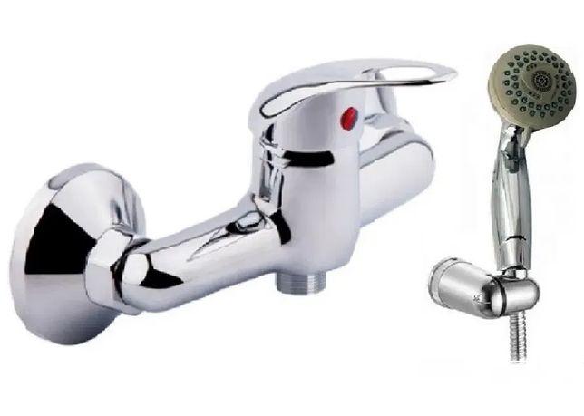 Новый смеситель - кран для душа, душ-кабины, ванны. Реальная цена!