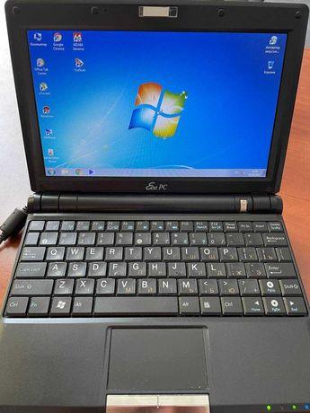 Ноутбук Asus Eee PC 900HA Black