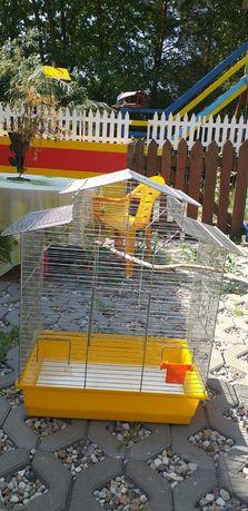 Klatka dla ptaszka