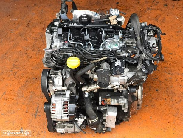 Motor Renault Trafic / Opel Vivaro / Nissan Primastar 2.0 Dci Ref. M9R780