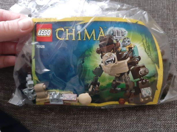 Lego chima  70125  70127 легендарные звери