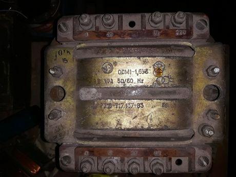 Трансформатор ОСМ1-1.6 у3 0\42\220 0\5\22\110