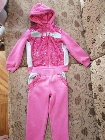 Спортивний костюм для девочки