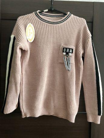 Новый свитер джемпер Турция
