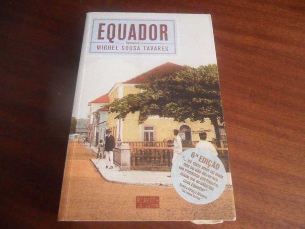 """""""Equador"""" de Miguel Sousa Tavares"""