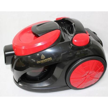 Контейнерный пылесос с турбощеткой Vacuum Cleaner Crownberg CB 659 35