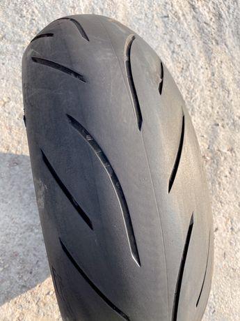190 55 17 Bridgestone S-21, моторезина, покрышка, мотошина, колесо 50