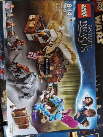 LEGO 75952 Newt's Case of Magical Creatures
